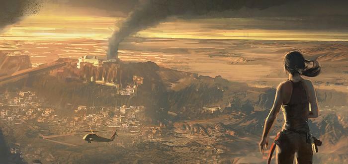 Rise of the Tomb Raider получит полную русскую локализацию + 15 минут геймплея