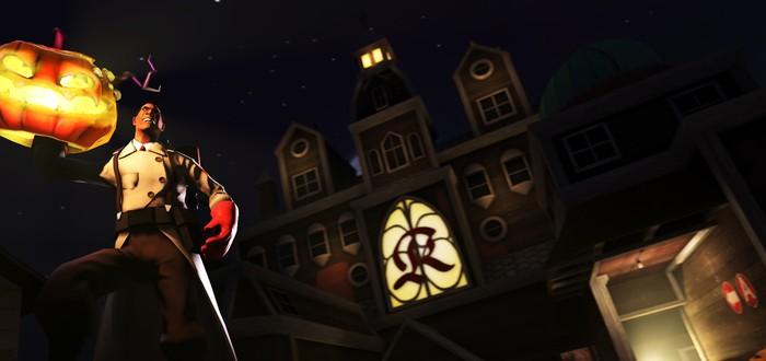 Хэллоуин в Team Fortress 2