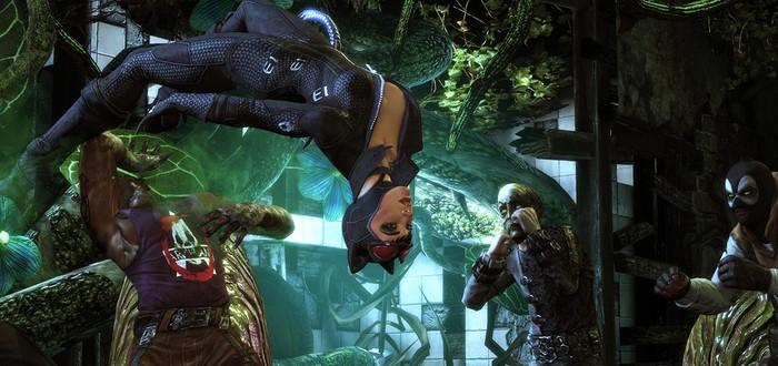 Анонсировано дополнение Catwoman's Revenge для Batman: Arkham Knight