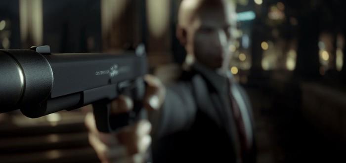 Релиз Hitman перенесен на 2016 год