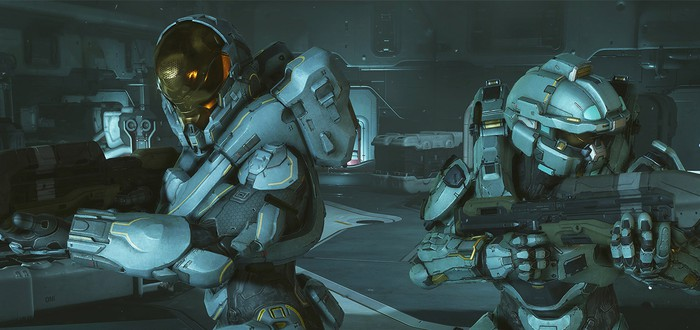 Кинематографический ролик Halo 5: Команда Синих