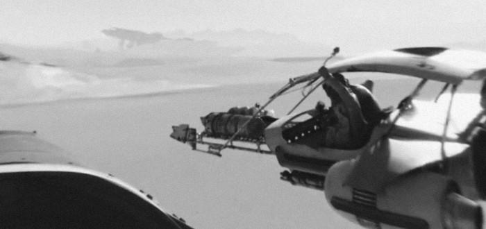 Новое видео Star Wars: The Force Awakens с обзором в 360°