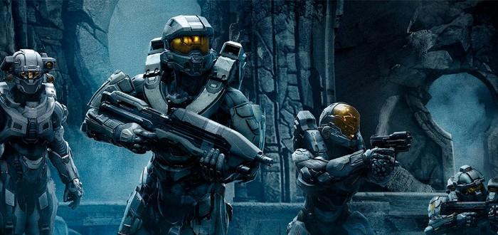 Мастер Чиф в новой рекламе Halo 5