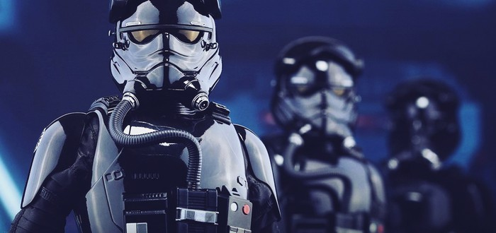 Новая шикарная фигурка пилота из Star Wars: The Force Awakens от Hot Toys