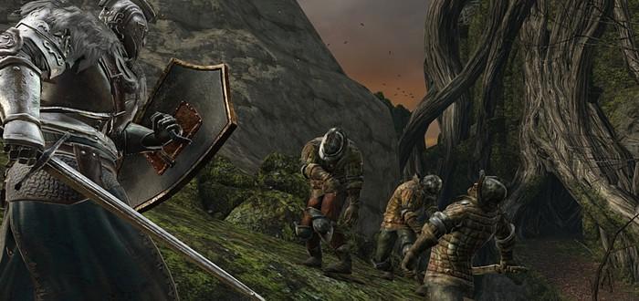 Twitch взялся за прохождение Dark Souls 2