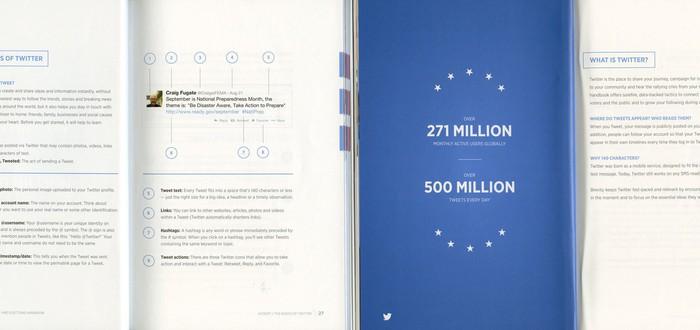 Руководство по использованию Twitter для политиков из 136 страниц