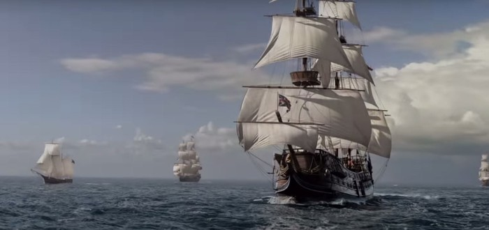 Трейлер нового сезона Black Sails