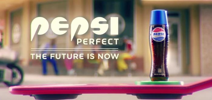 Pepsi впустит ограниченное издание газировки по Back to the Future