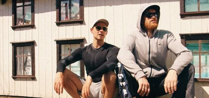 Норвежские бодибилдеры нашли простой способ выглядеть еще больше
