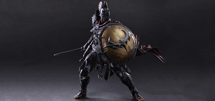 Бэтмен в роли Спартанца от Square Enix