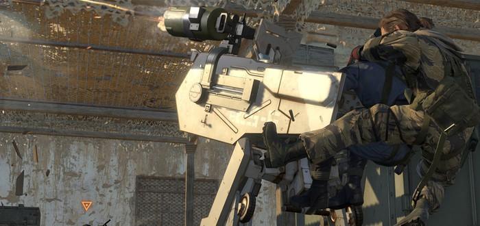 Сервера Metal Gear Online запущены