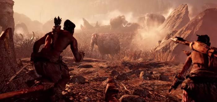 Far Cry Primal выйдет 23 февраля 2016 года, первый трейлер