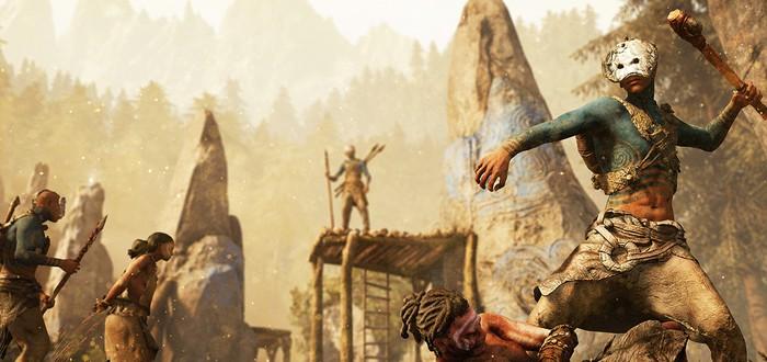 Главного героя Far Cry Primal озвучил актер сыгравший Адама Дженсена