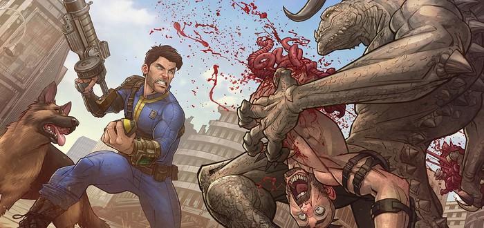 Системные требования Fallout 4