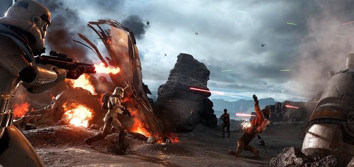 7 советов по игре в бету Star Wars: Battlefront