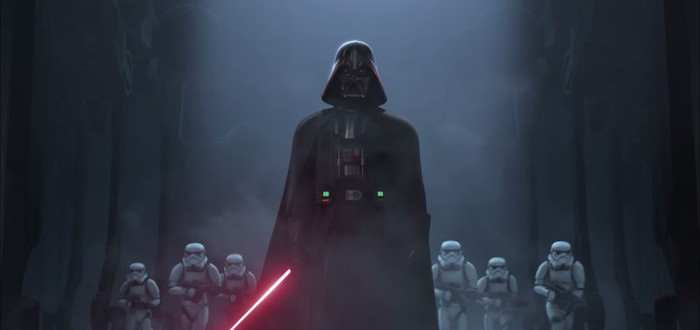 Трейлер второго сезона Star Wars Rebels с NYCC 2015