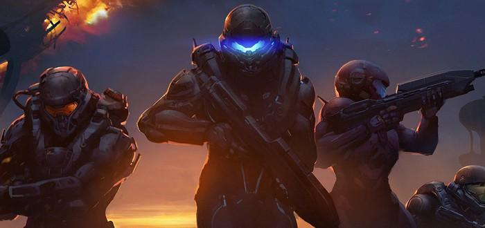 Halo 5 займет до 60 Гб на жестком диске