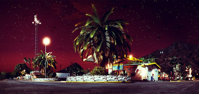 Мрачная короткометражка в GTA 5 — Провал