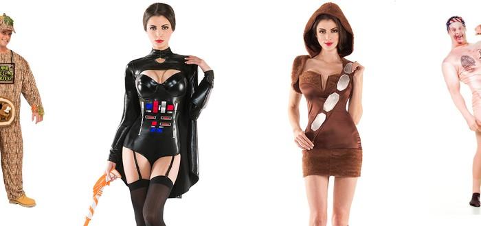 Самые секси и трэшовые костюмы к Хэллоуину 2015