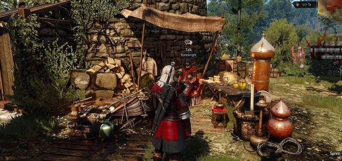 Гайд The Witcher 3: Hearts of Stone — где найти Рунописца