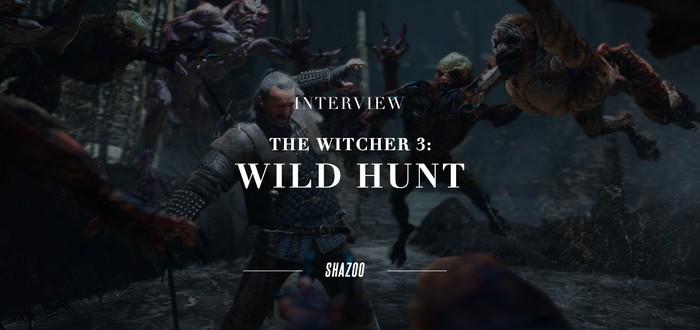 Игромир 2015: Интервью с разработчиком The Witcher 3: Wild Hunt