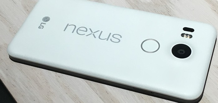 Nexus 5X от Google поступил в продажу