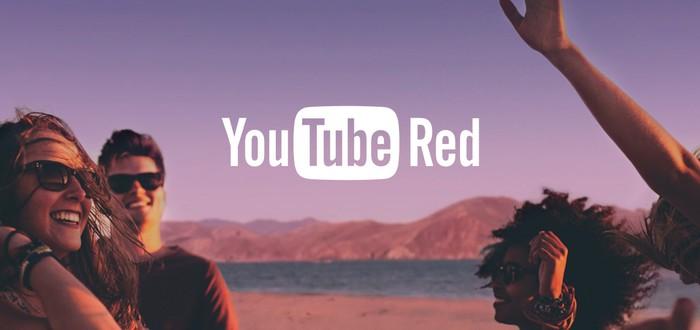YouTube вводит сервис подписки YouTube Red
