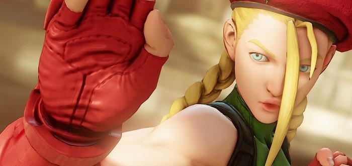 PC-версия Street Fighter 5 доступна для скачивания перед бетой