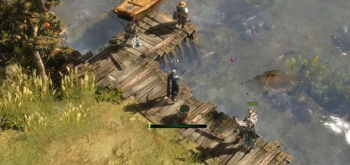 Трейлер корейской экшен-RPG Lost Ark