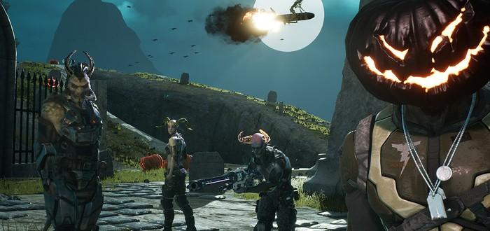 Unreal Tournament получил обновление к Хэллоуину