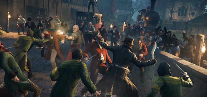 Графика Assassin's Creed: Syndicate хуже чем в Unity — судя по этому видео