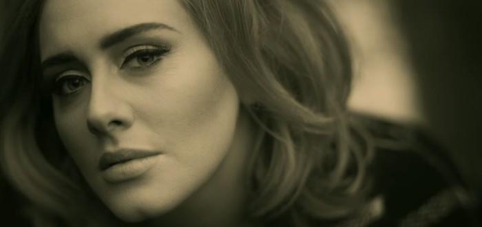 Рекордный клип Adele