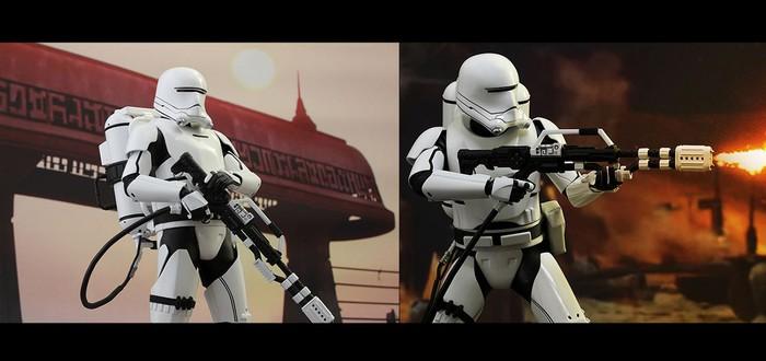 Огнеметчики The Force Awakens от Hot Toys великолепны