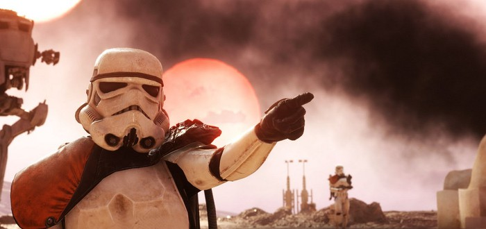 Релизный трейлер Star Wars: Battlefront