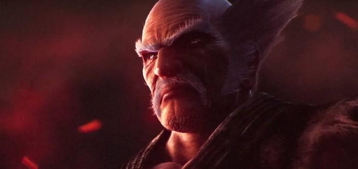 Новый PS4-трейлер Tekken 7