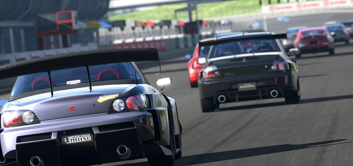 Анонс Gran Turismo Sport для PS4