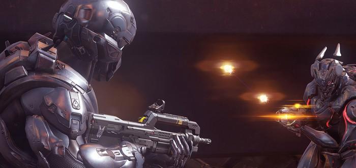 У 343 Industries нет планов на сюжетные DLC Halo 5
