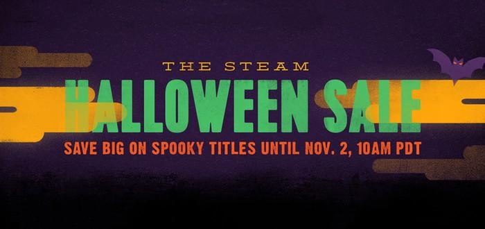 Распродажа Steam на Хэллоуин стартовала!