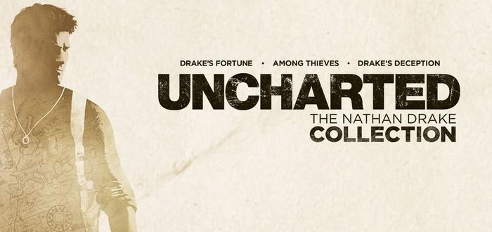 Review — Uncharted: Натан Дрейк Коллекция