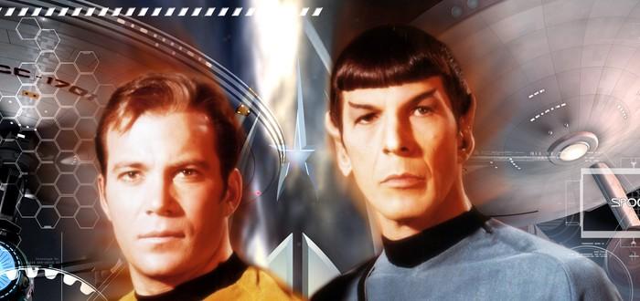 Сериал Star Trek выйдет в 2017 году