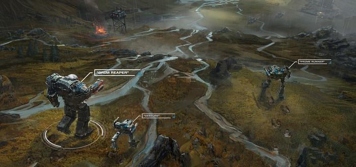BattleTech собрала более $2.8 миллионов на разработку