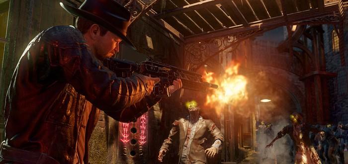 Геймплей зомби-режима Call of Duty: Black Ops 3