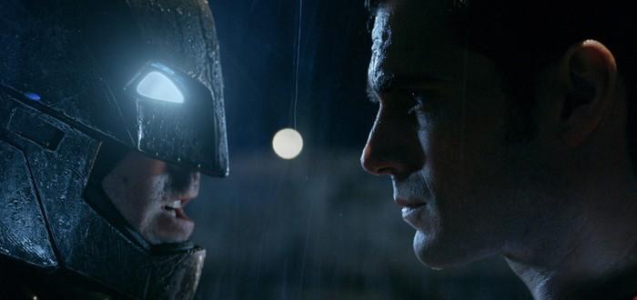Почему Бэтмен и Супермен сражаются друг с другом в Batman V Superman