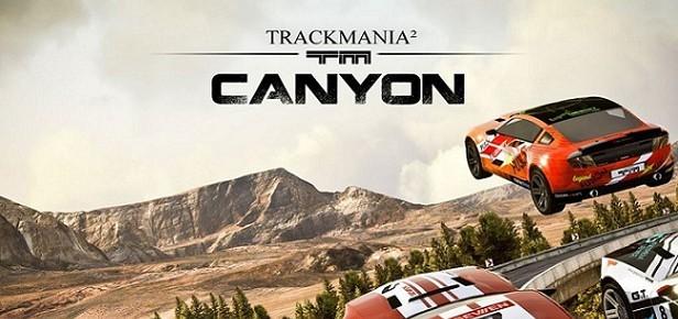 Трейлер TrackMania 2 Canyon c PAX 2011