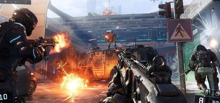 Оценки Call of Duty: Black Ops 3 — просто очередной CoD