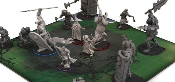 Анонсирована настольная игра Banner Saga