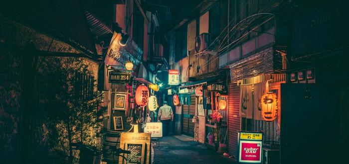 Чарующий ночной Токио в снимках Масаши Вакуи