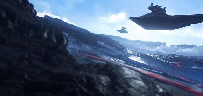 Первые детали Star Wars от Visceral 17 ноября