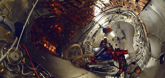 Самый большой реактор термоядерного синтеза в мире готов к запуску