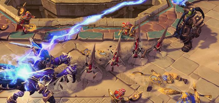 Экслюзив BlizzCon 2015: Разговор с разработчиком Heroes of the Storm